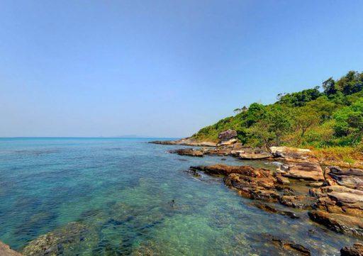 Du lịch Phú Quốc - Mũi Gành Dầu