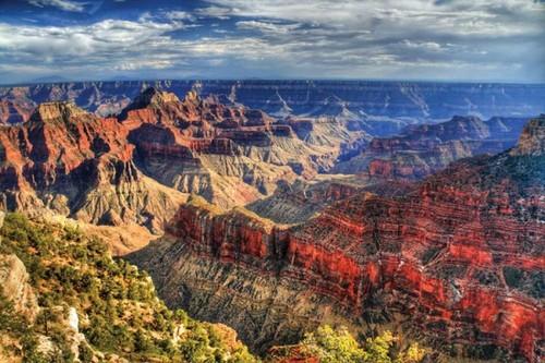 Đại vực Grand Canyon là khu vực bảo tồn